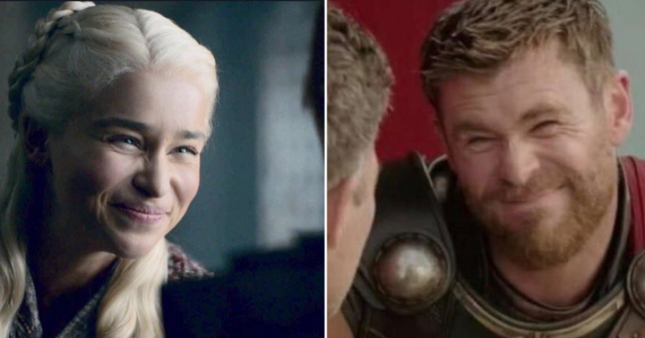 Thor And Daenerys Targaryen Had An Epic Face-Off On Twitter & That Has Sent The Fans In A Tizzy