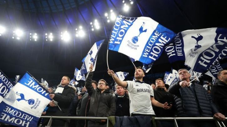 Tottenham Hotspur have warned their fans