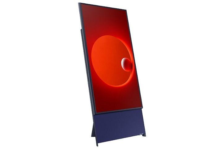 vertical TV
