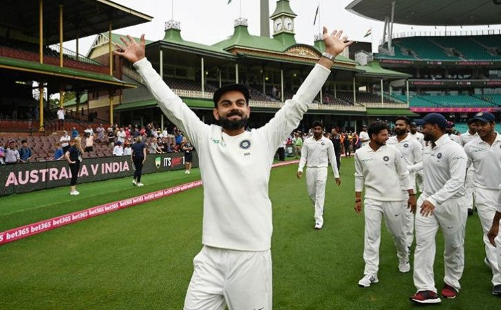 virat kohli boys have retained the test championship for the 3rd test year
