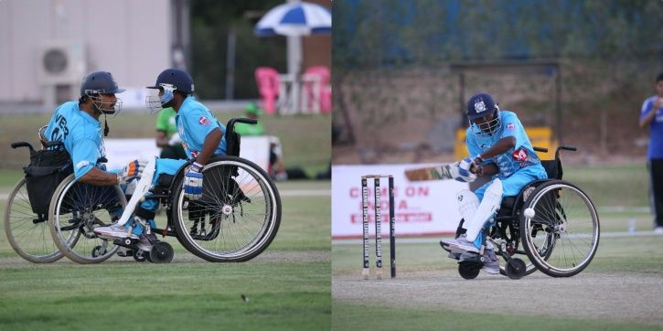 Wheelchair cricket is real