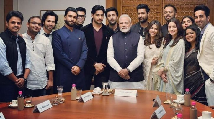 After Film Shootings Get Stalled In J&K, PM Modi Urges All Movie Industries To Come To Kashmir