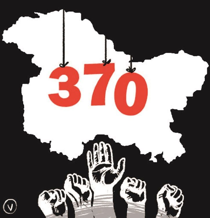 Article 370 movie: Bollywood producers rush to register title.