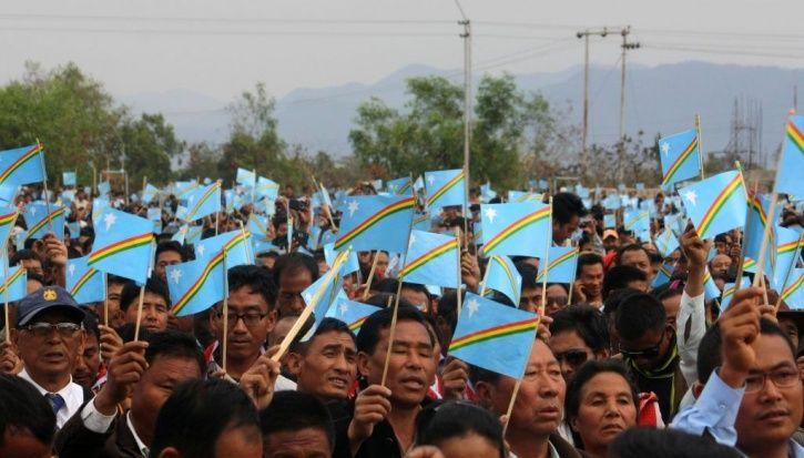 Article 371 Nagaland