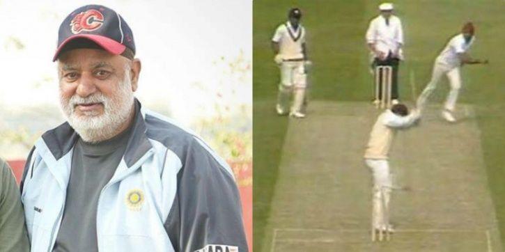 Balwinder Singh Sandhu was part of the 1983 side