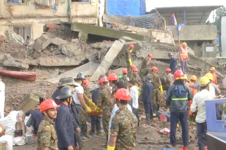 Bhiwandi Building Collapse