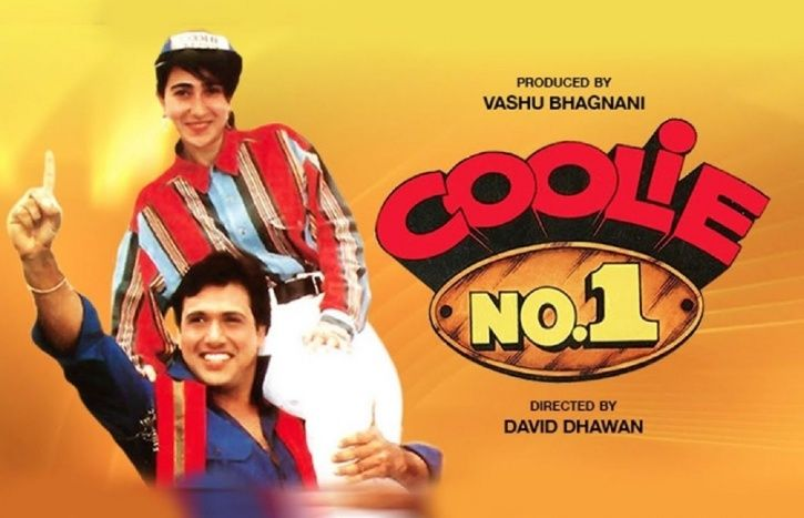Bollywood remakes: Coolie No 1