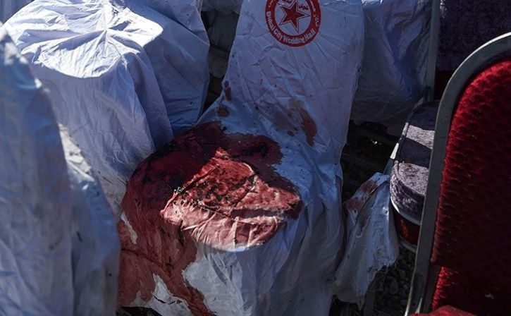 Bomb Kills 63 At Wedding In Kabul