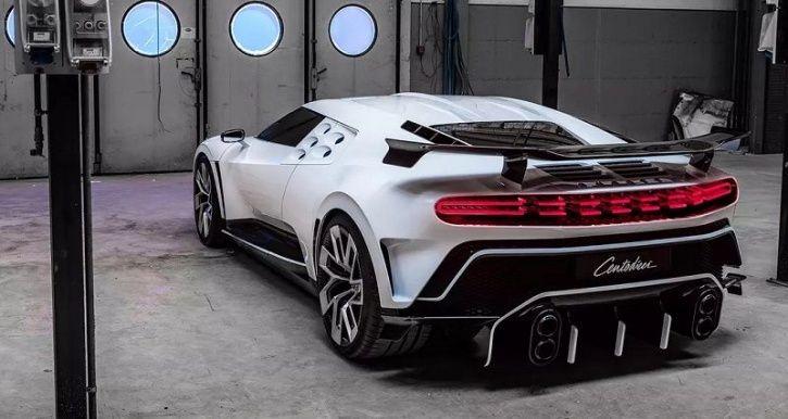 Bugatti Centodieci, New Bugatti Supercar, Bugatti Car Launch, Bugatti Centodieci Price, Bugatti Cent