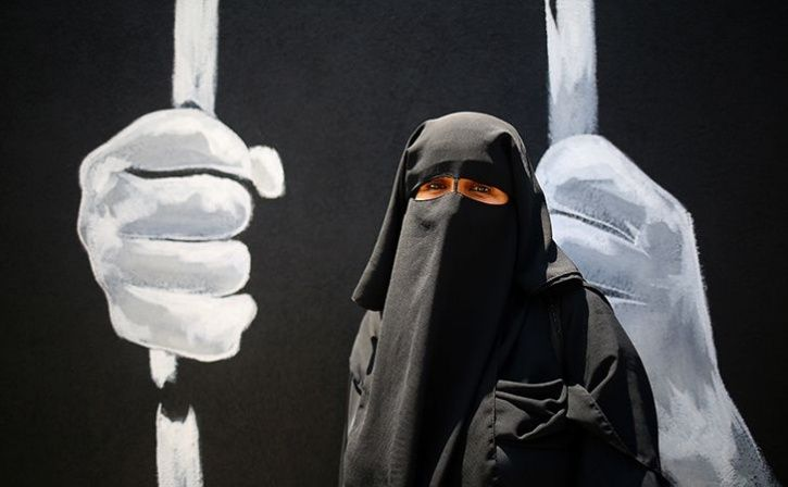 Burqa Ban Enters Into Force In Netherlands