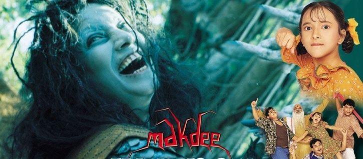 childhood horror movies: Makdee