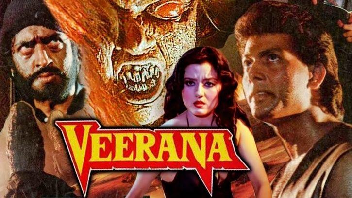 childhood horror movies: Veerana.