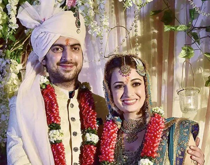 Dia and Sahil Sangha