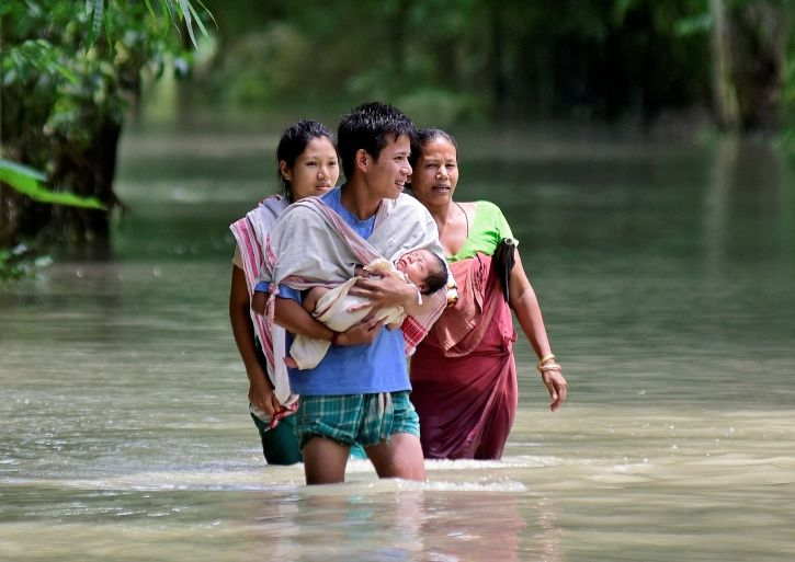 Director Jahnu Barua Donates Proceedings Of His Film's Screening To Aid Flood Victims In Assam