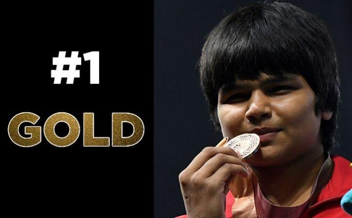 Divya Kakran Win Gold