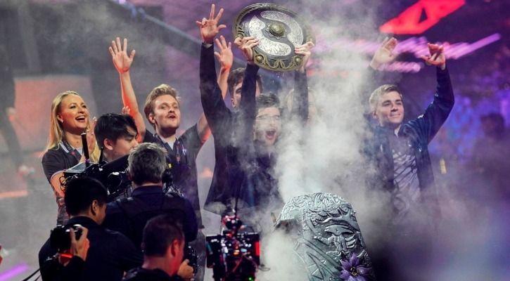 Dota 2 Champions