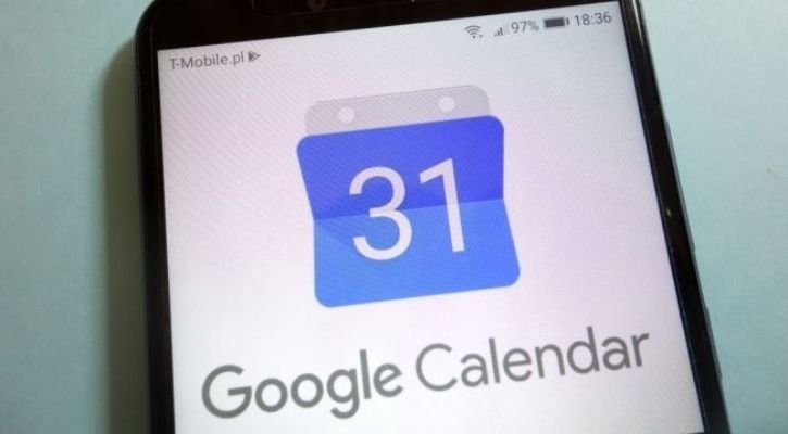 Google Calendar spam