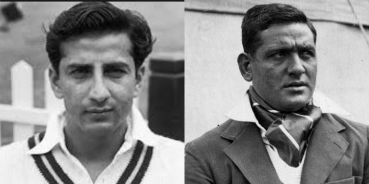 India and Pakistan played Tests