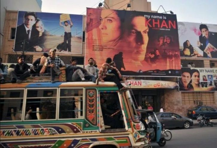 India Pakistan cinema exchange: My Name Is Khan was a hit in Pakistan.