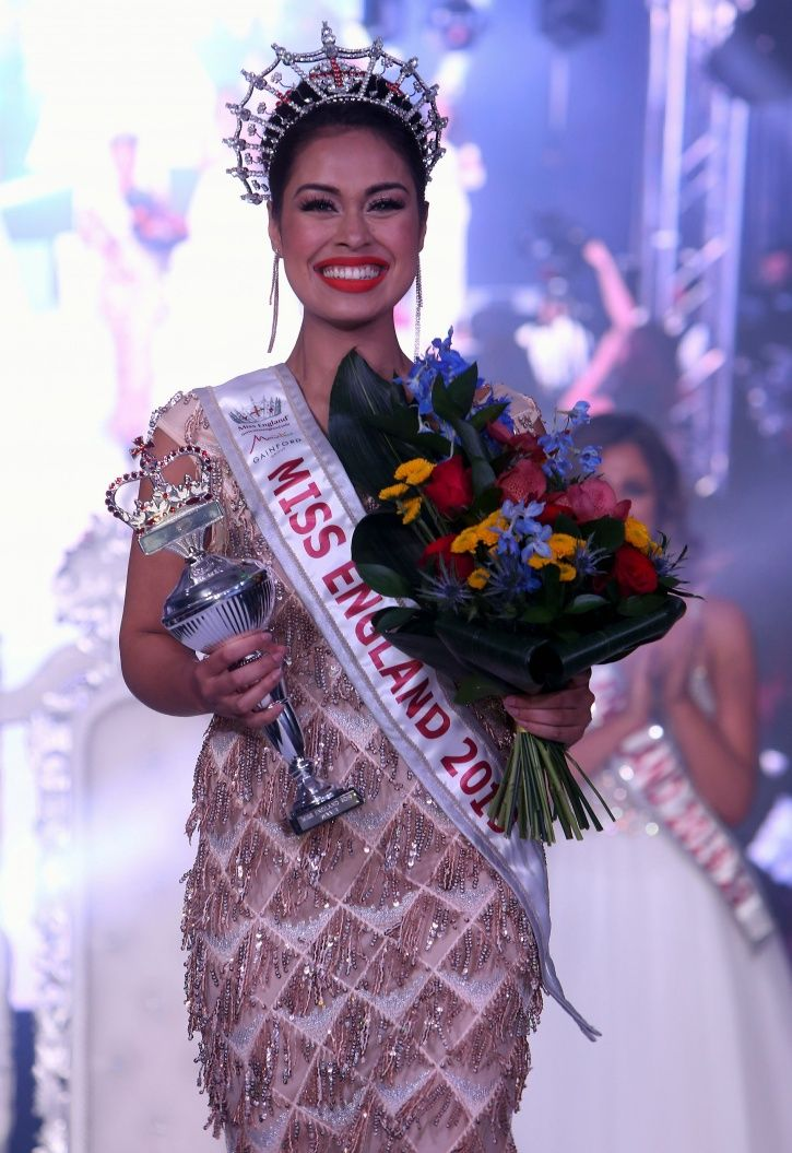 Indian-Origin Doctor Bhasha Mukherjee Wins Miss England 2019 Crown, To Compete In Miss World