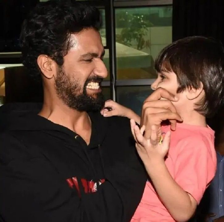 Kaushal's met with a little fan who trolled him when he asked him where he was from.