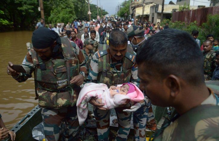 Kerala Floods, Maharashtra Floods, Tamil Nadu Floods, Karnataka Floods, Gujarat Floods,