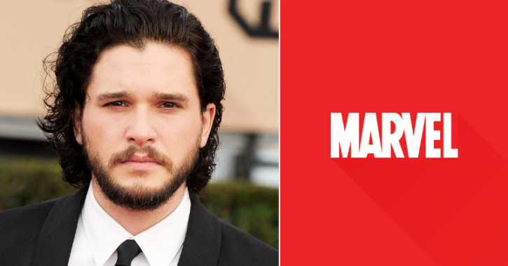 Kit Harington aka Jon Snow to play Marvel superhero.
