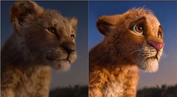 Lion King deepfake