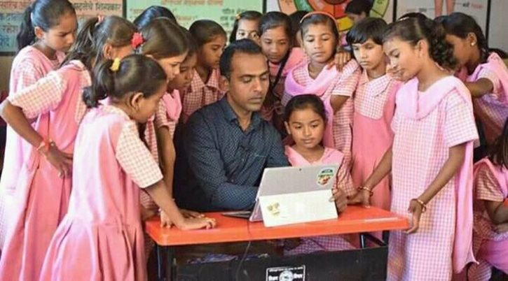 Maharashtra Teacher