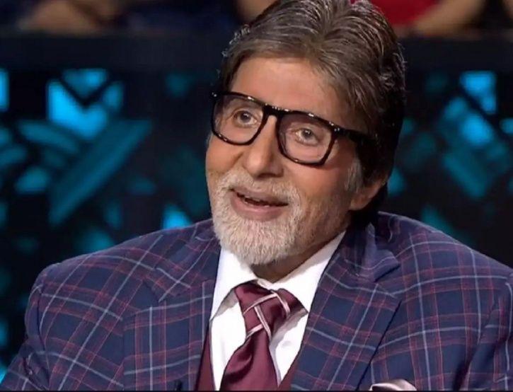 man takes lifeline to answer full form of PUBG on Amitabh Bachchan