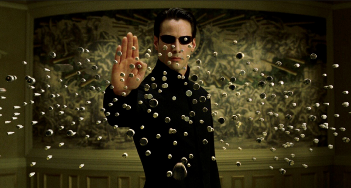 Matrix 4 confirmed. Are you all excited for Neo and Trinity