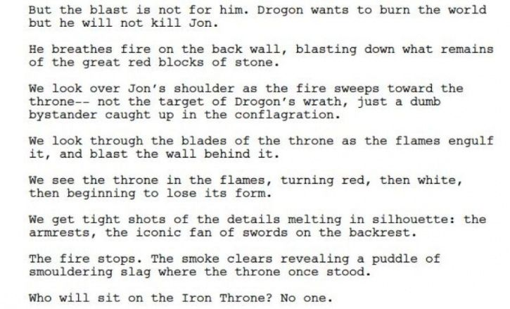 Months After Game Of Thrones Finale Aired, Makers Finally Reveal Why Drogon Melted Iron Throne