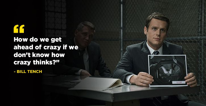 must watch tv shows 2019: Mindhunter