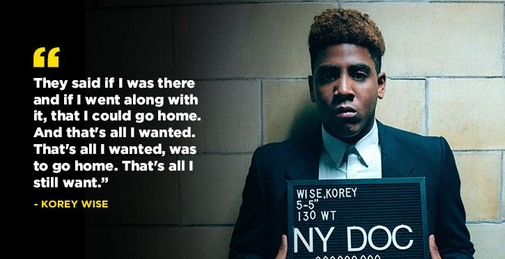 must watch web series 2019: When they see us.