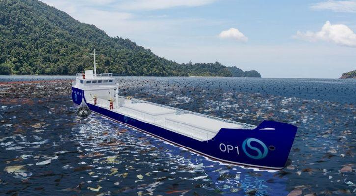 Ocean Polymer Tanker