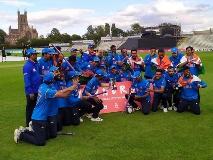 Physically Disability World Cricket Series