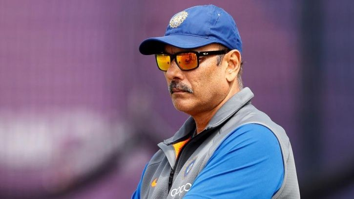 Ravi Shastri remains coach