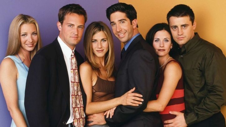 Rober De Niro's company Canal Productions has accused Graham Chase Robinson of watching Friends.