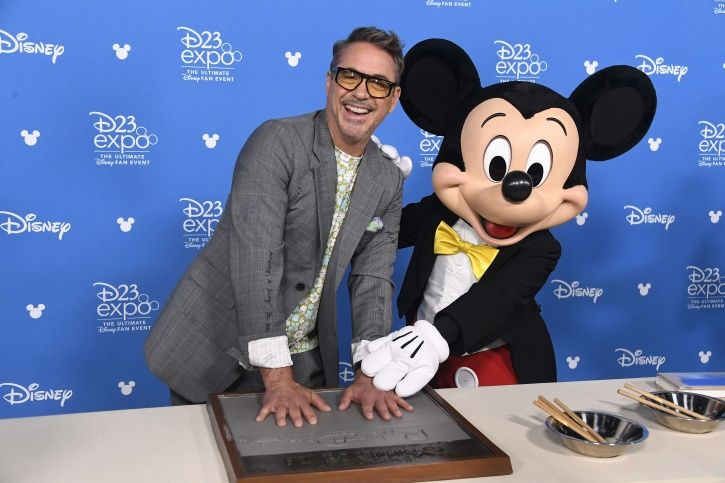 Robert Downey Jr Becomes Disney Legend, Jokes About His Arrest In Disneyland For Smoking Pot
