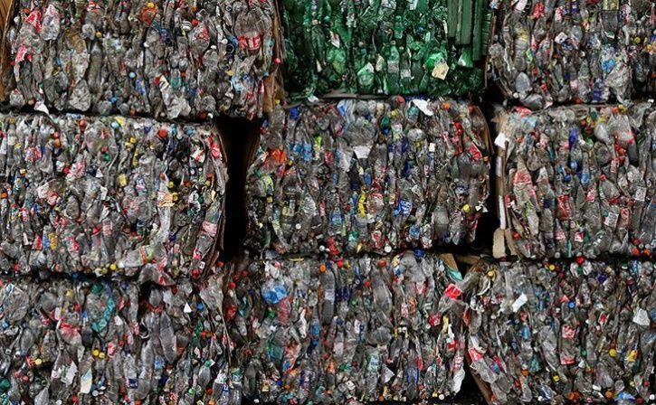 slyly imported 1.2 lakh plastic waste