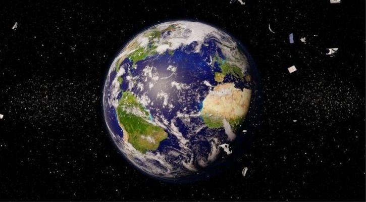 space debris