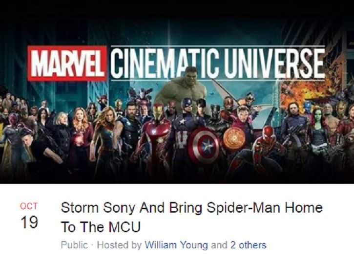 Spider man fans to protest at Sony