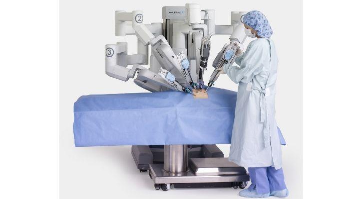 Surgery robot