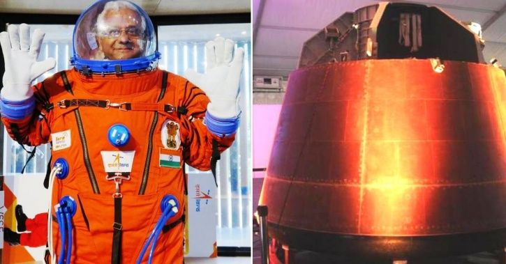 There Won't Be Any Women Astronaut In The First Chandrayaan Mission. Here's Why