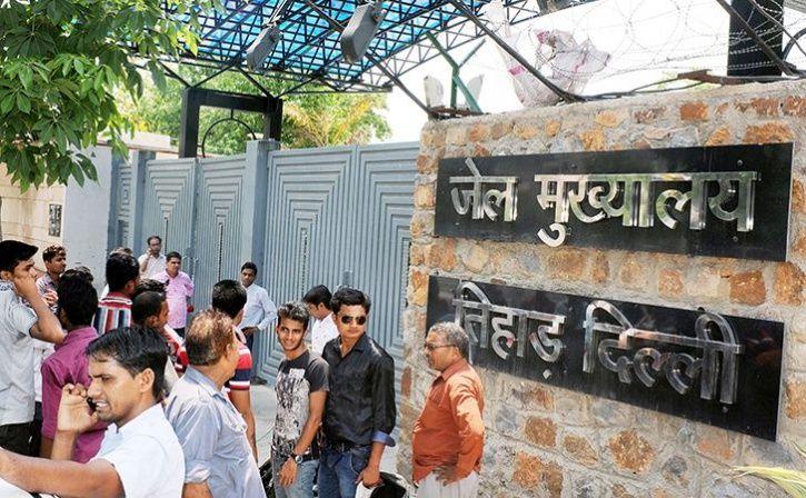 Tihar Jail Inmate Dies