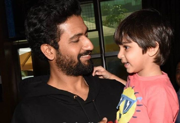 Vicky Kaushal's little fan trolled him with a savage reply.