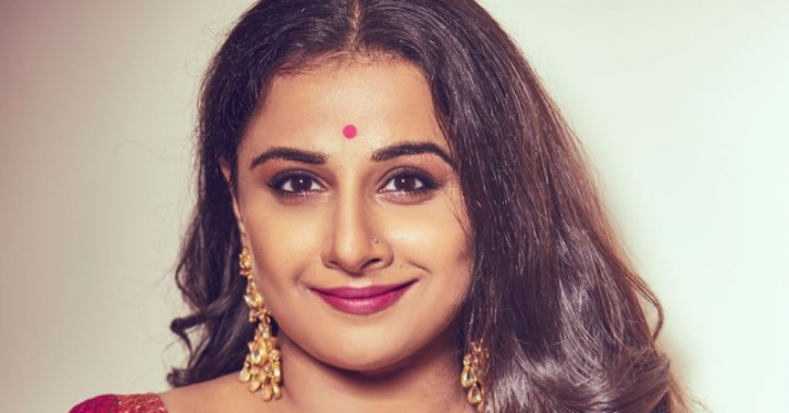 Vidya Balan Had To Mortgage Bangles To Pay Hotel Bills When She Was New To The World Of Showbiz