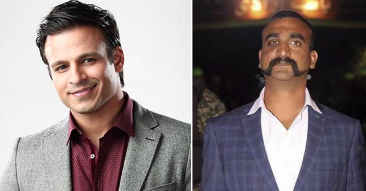 Vivek Oberoi to produce Balakot movie on IAF Wing Commander Abhinandan Varthaman.