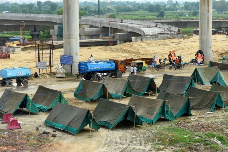 Yamuna Flooding, Delhi Floods, Yamuna Water Level, North India Floods