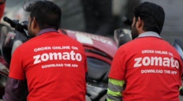 Zomato review bombs